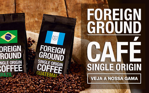 CAFÉ FOREIGN GROUND SINGLE ORIGIN